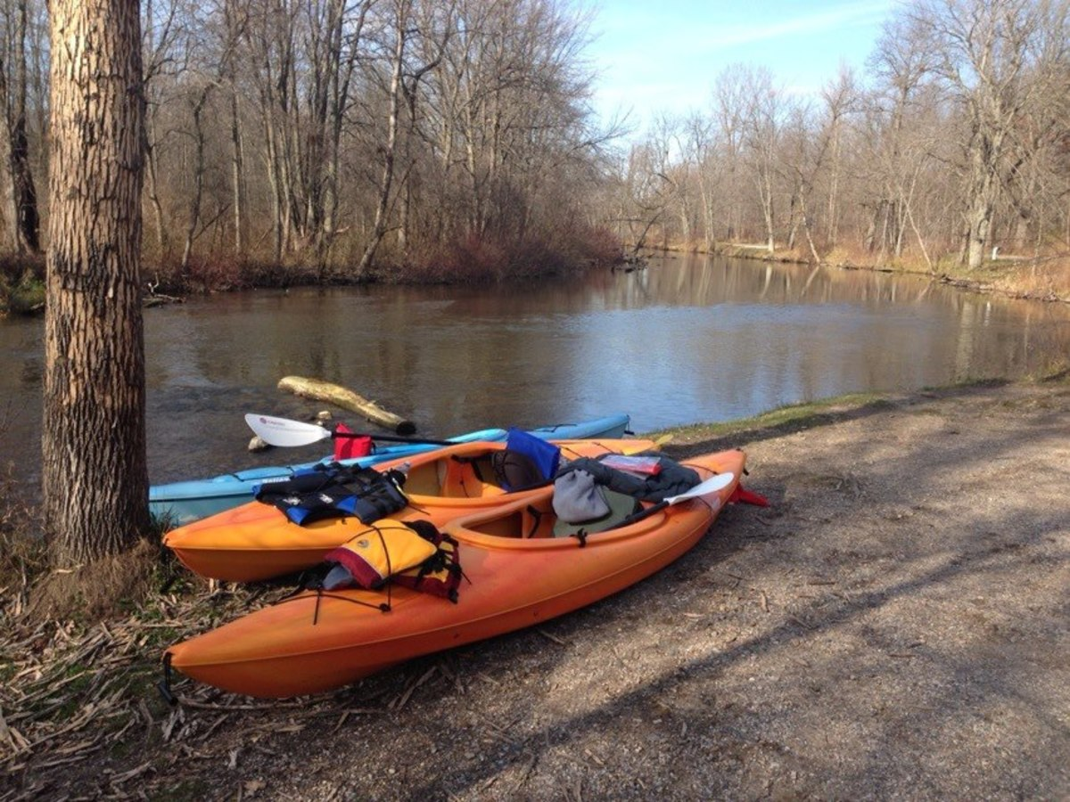 Beginning Kayaking