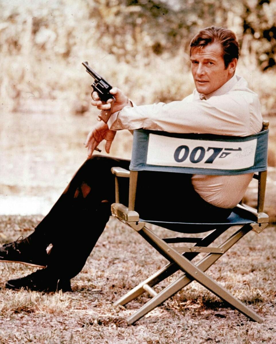 Ranking Roger Moore S James Bond Films Reelrundown