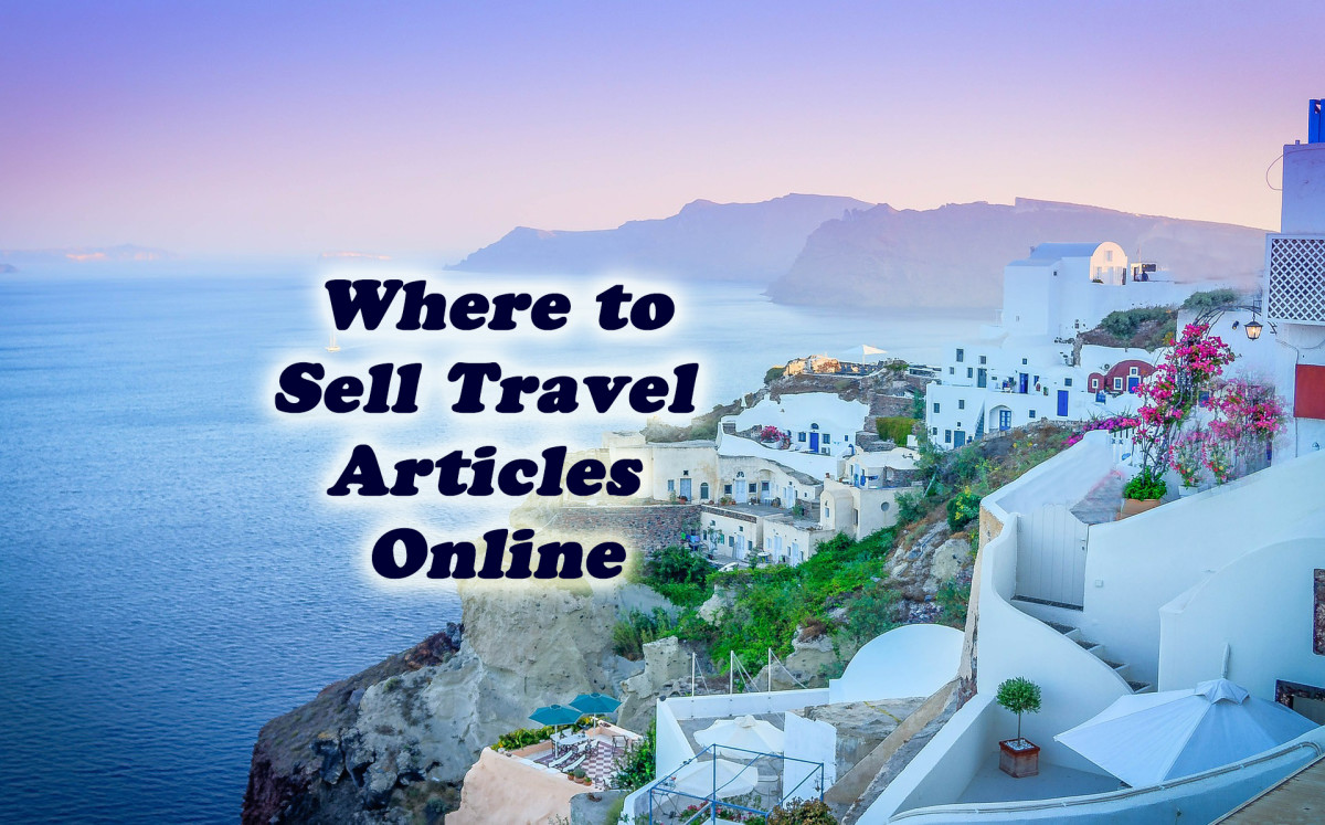 Sell Freelance Travel Articles