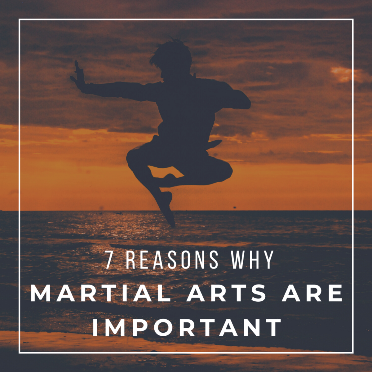 Read on for six reasons why martial arts are important.