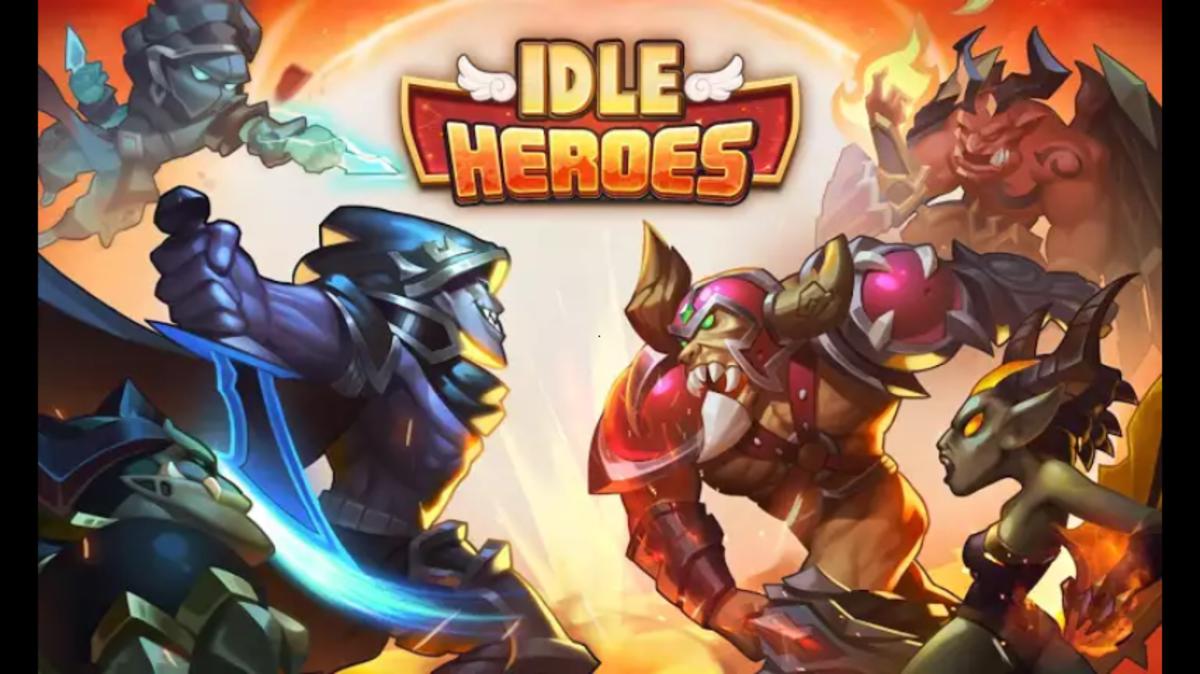 """""""Idle Heroes"""""""