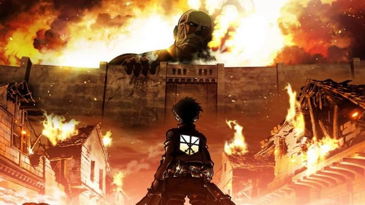 Attack On Titan Season 1 Review