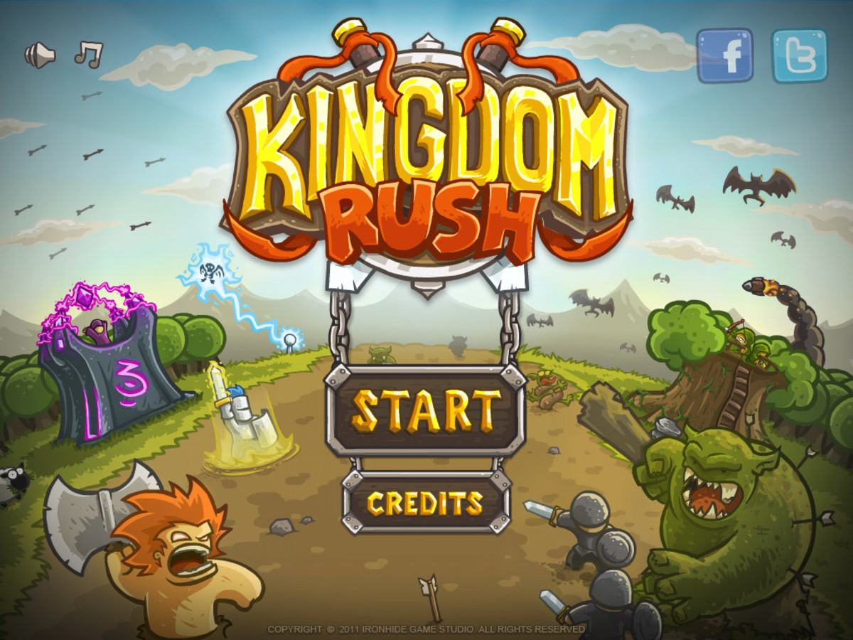 How to Beat Kingdom Rush