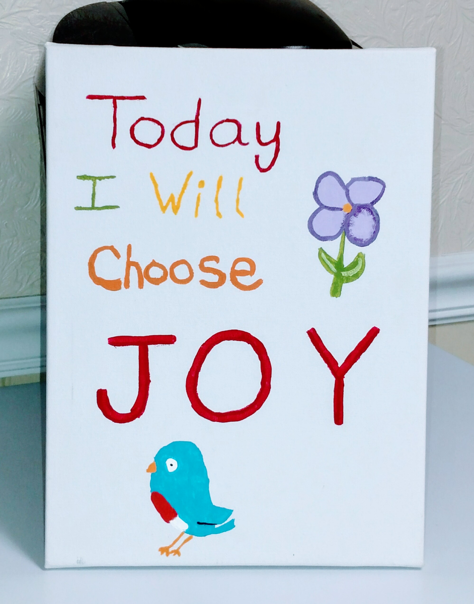 3 Ways Choosing Joy Helps to Combat Feeling