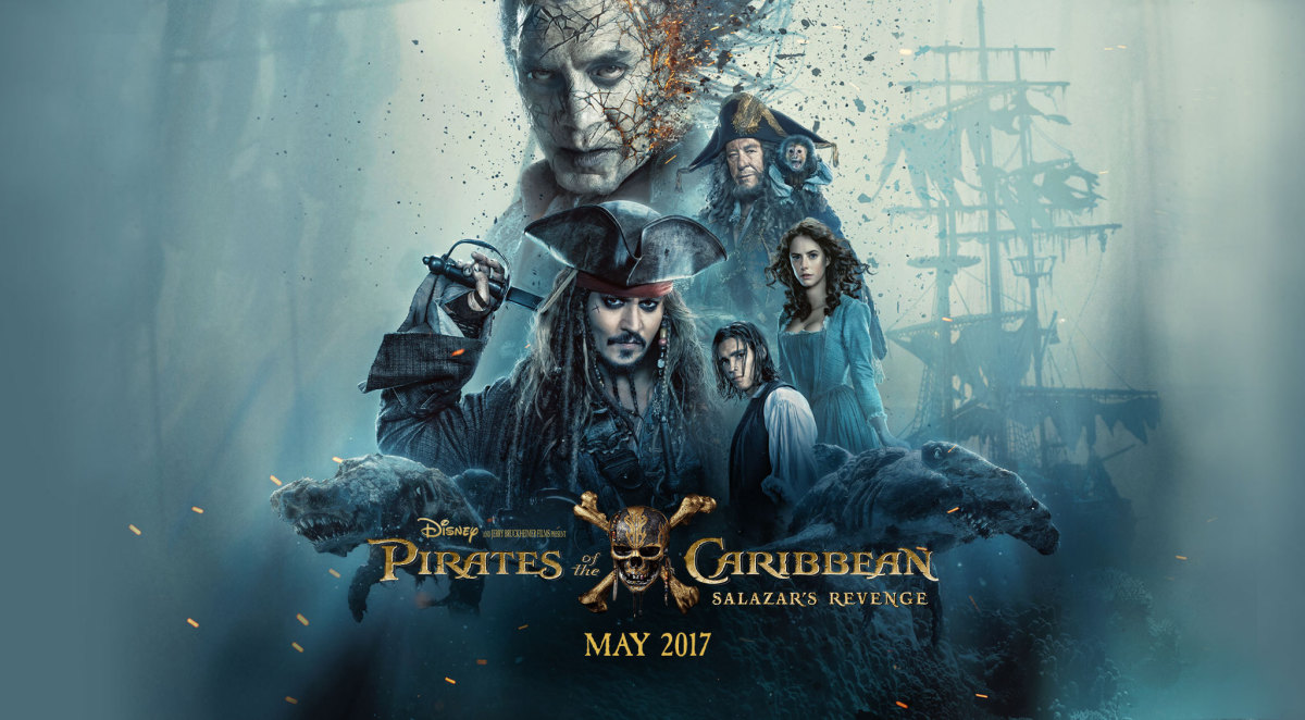 T.O.W.E.L Movie Review - Pirates of the Caribbean: Dead Men Tell No Tales