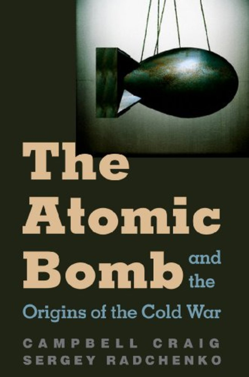 """The Atomic Bomb and the Origins of the Cold War."""