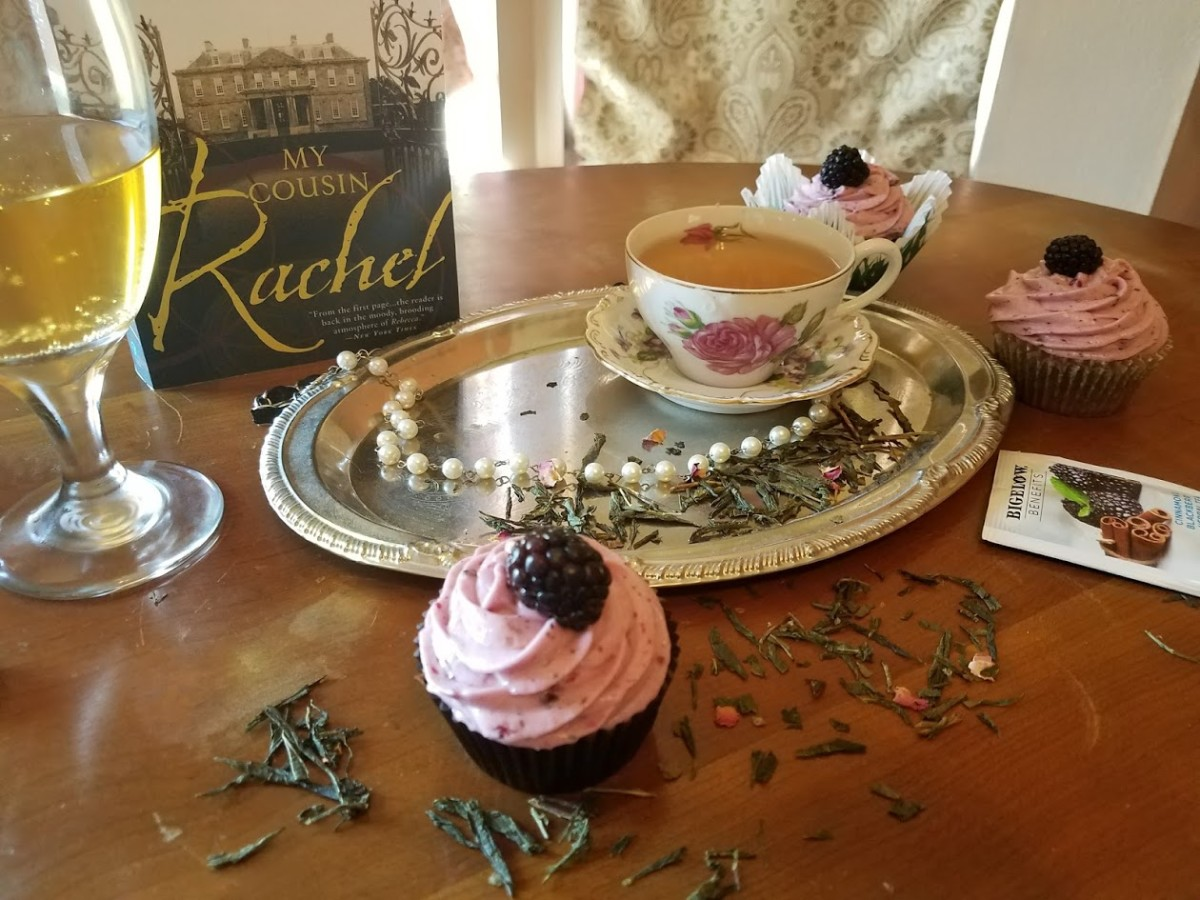 My Cousin Rachel Book Discussion and Recipe