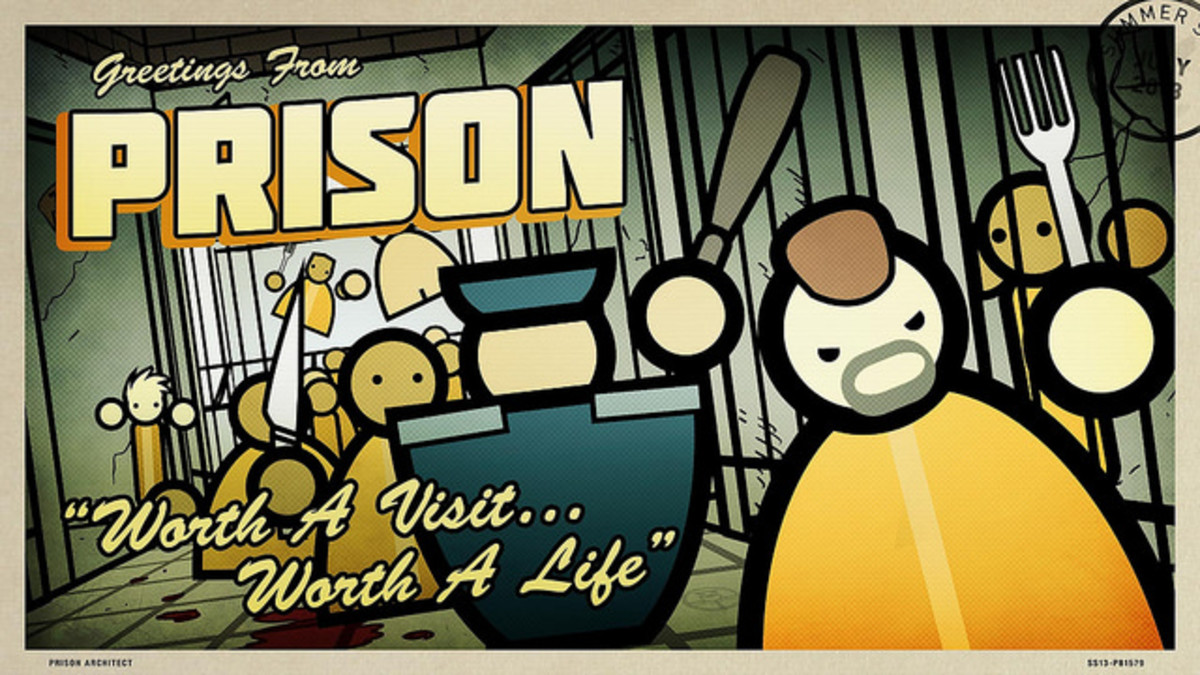 The Top 18 Video Games Involving Prison