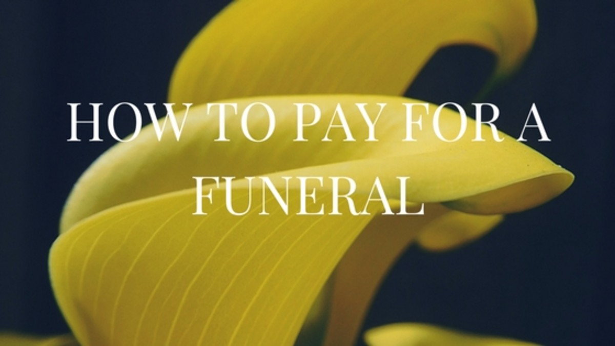 How to Pay for a Funeral in the UK