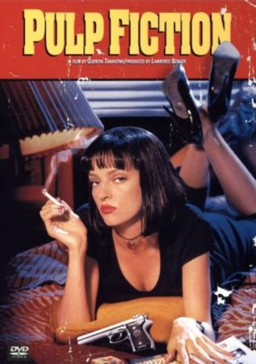 Should I Watch..? Pulp Fiction