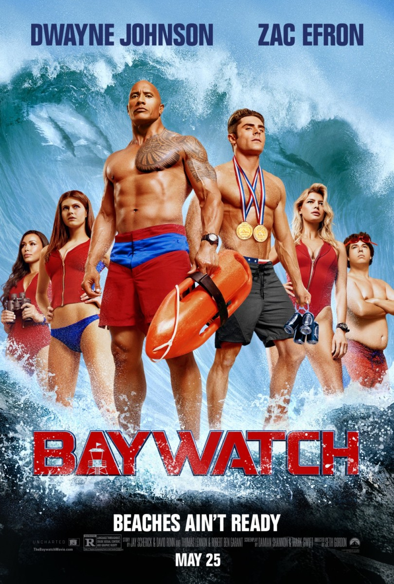 """Baywatch"": Movie Review"