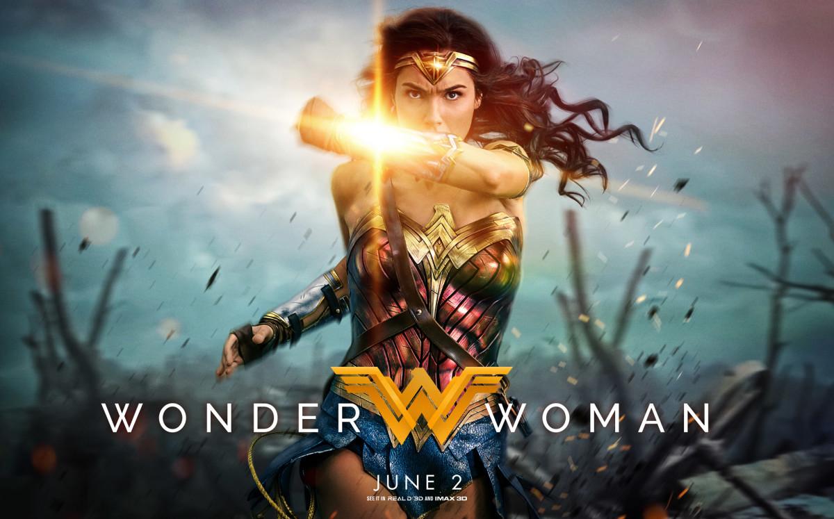 """Wonder Woman"": A Millennial's Movie Review"