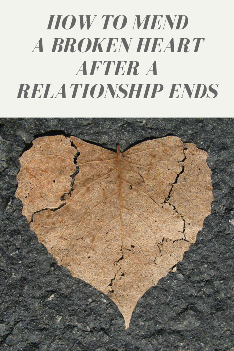 how to move on after a relationship ends