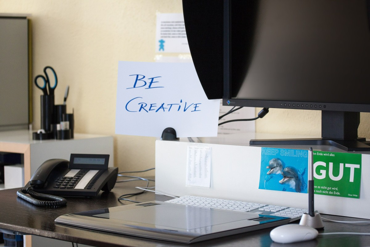 How to Designate and Design Your Own Creative Workspace
