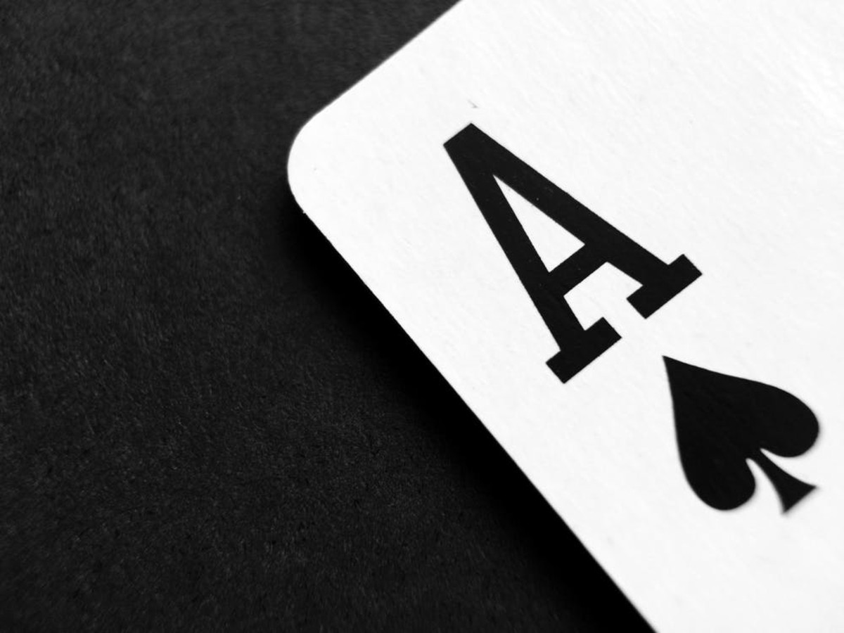 "Asexual people are often referred to as ""ace."""
