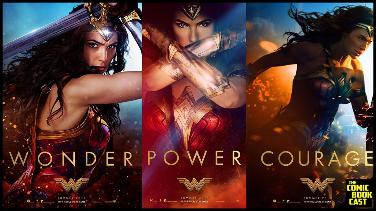 My Review of Wonder Woman (2017)