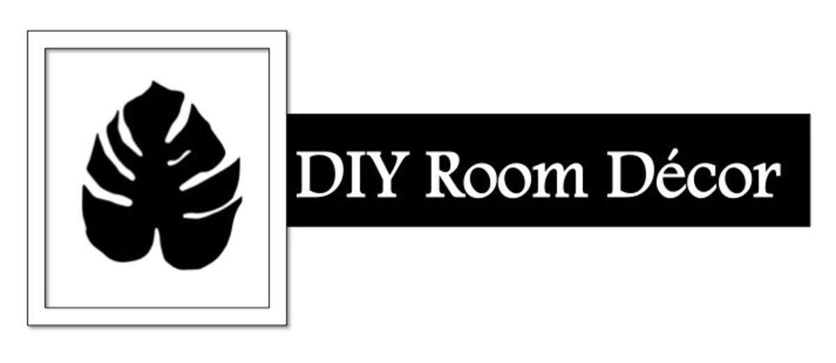 DIY Project: Palm Leaf Room Décor