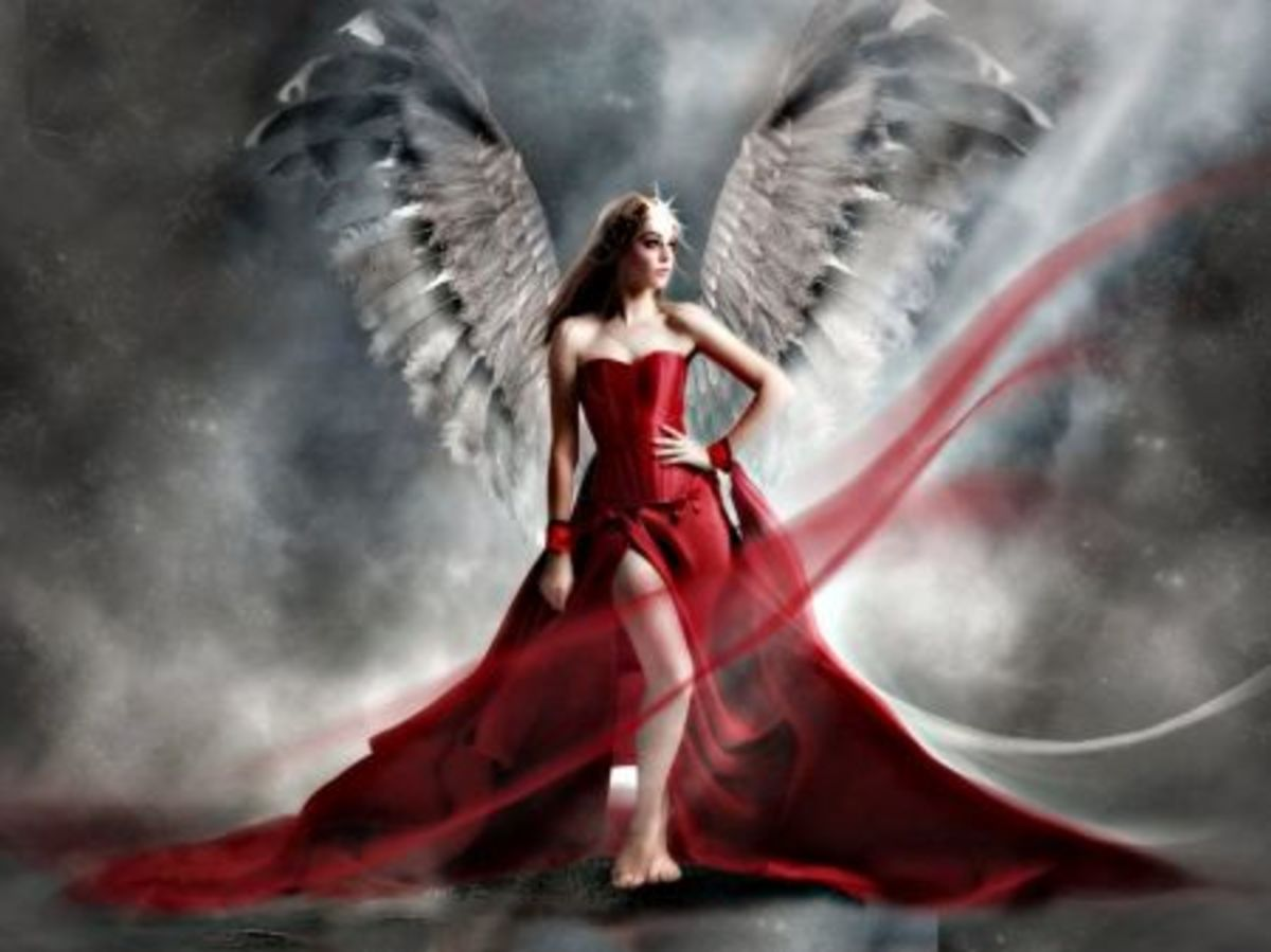 Red Angel - - The Suffering