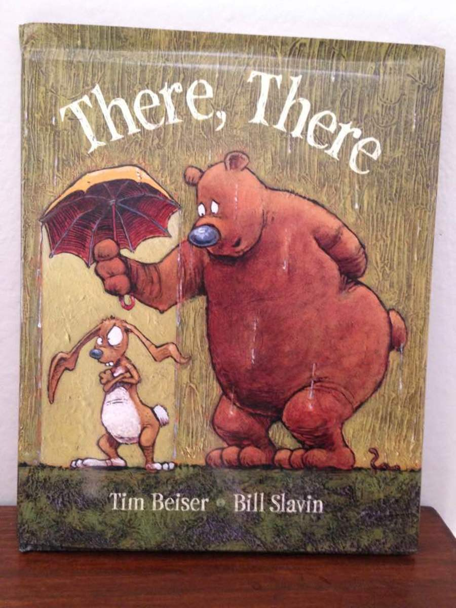 Tim Beiser's New Picture Book