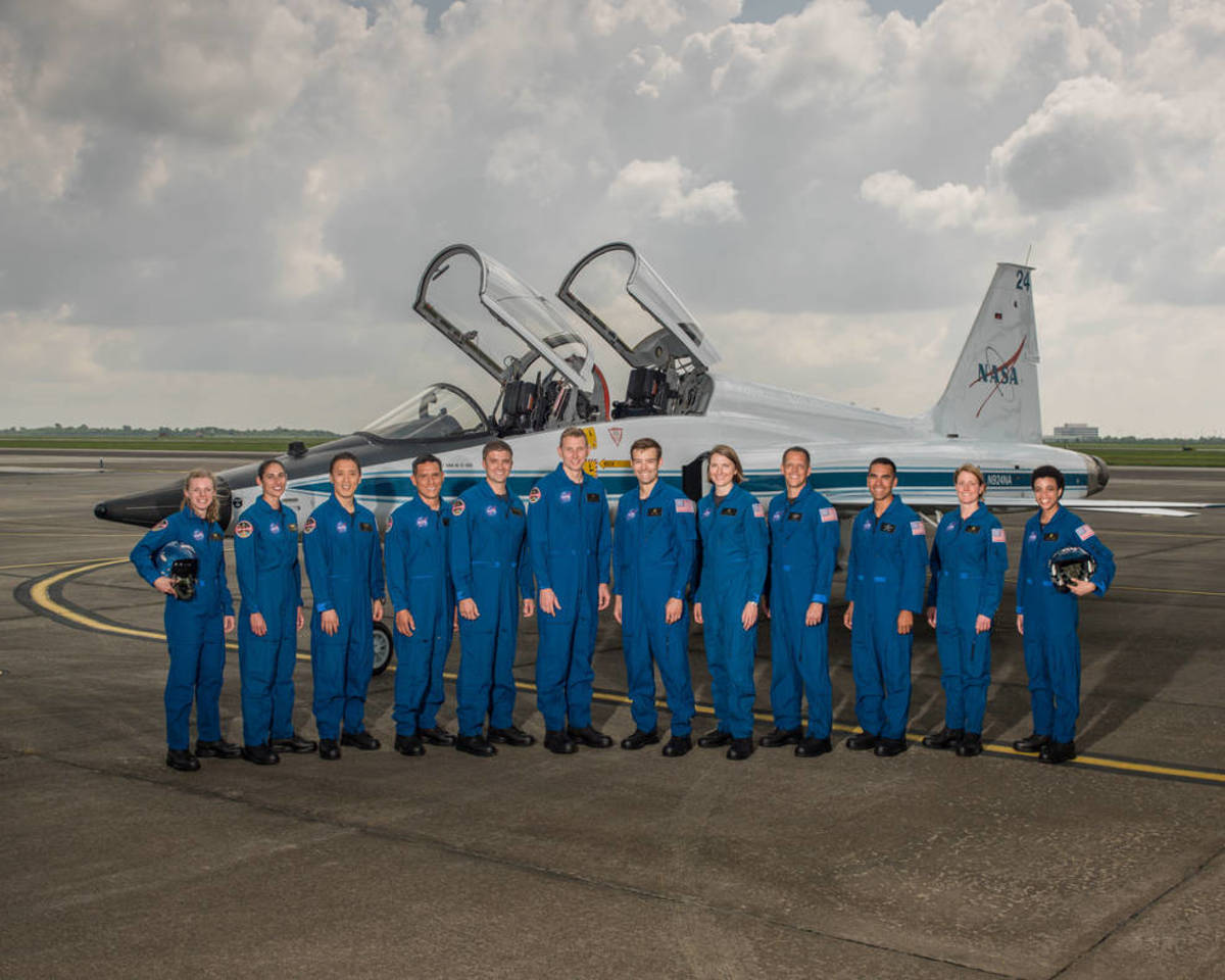 Astronaut chosen in June 2017 to train for two years for Low Earth Orbit and Deep Space Missions.