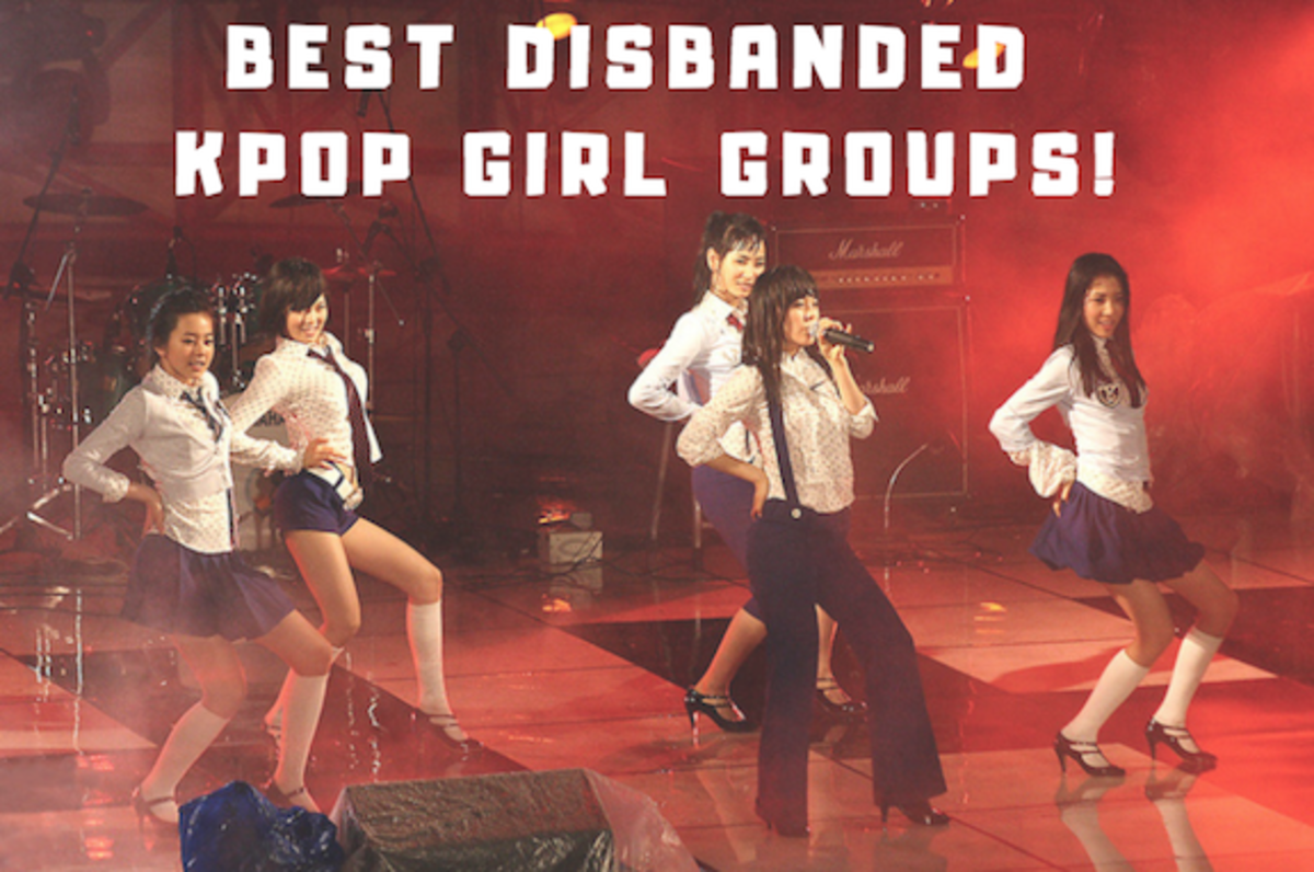 8 Disbanded Popular Kpop Girl Groups and Why They Broke Up