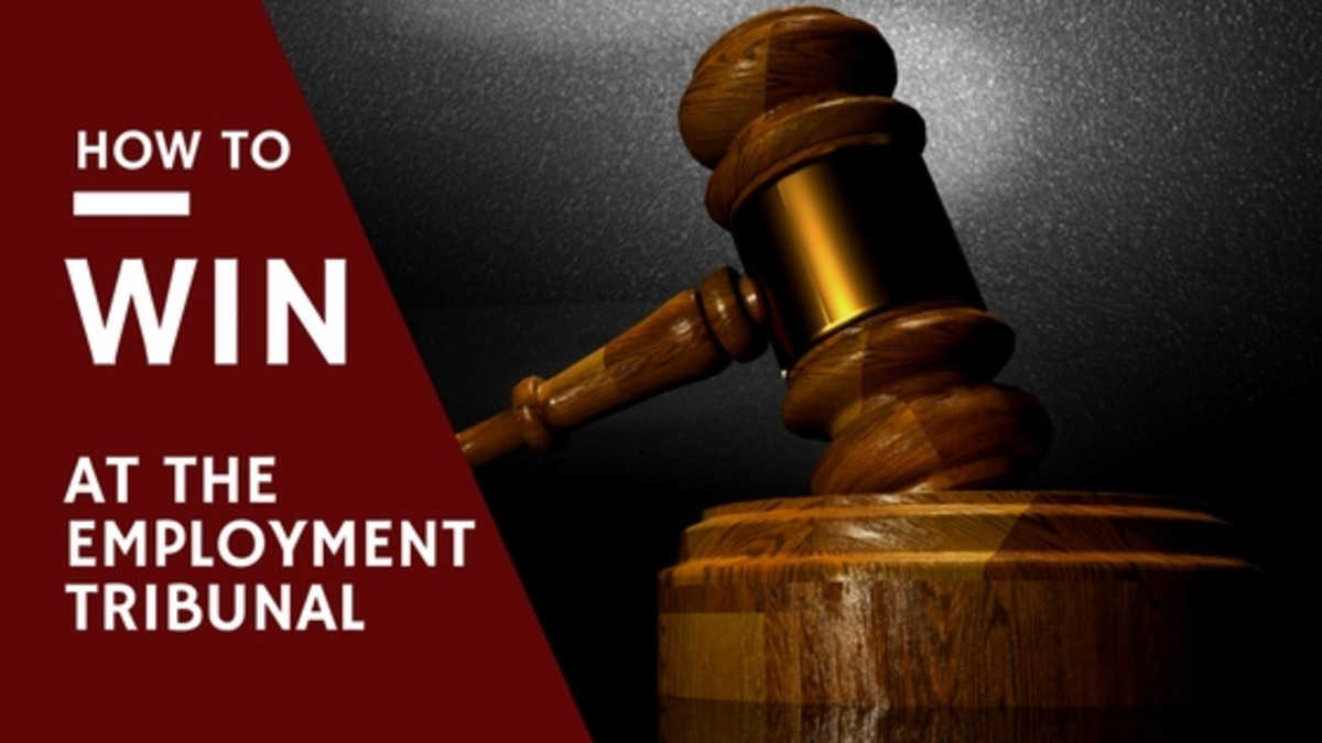Learn how to increase the likelihood of your claim being successful at the Employment Tribunal.