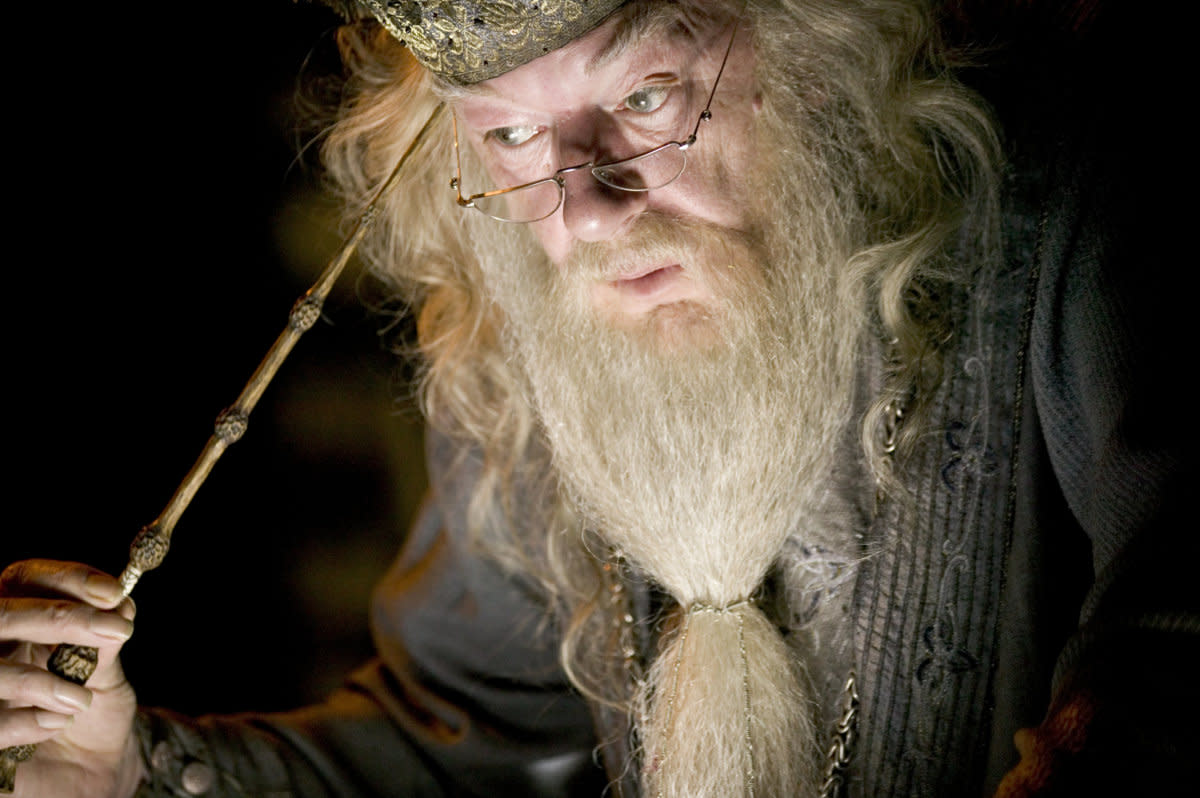 Geek Rant: Harry Potter: Dumbledore Caused His Death?