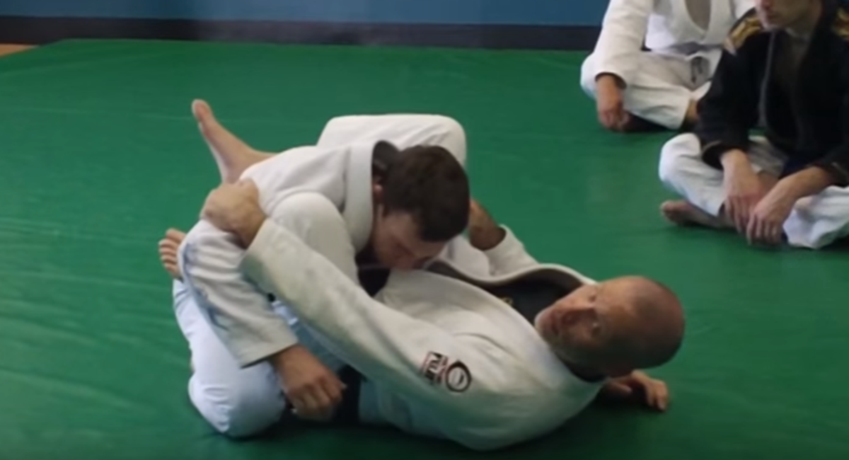 How to Use Brazilian Jiu Jitsu to Defend Against Punches on the Ground