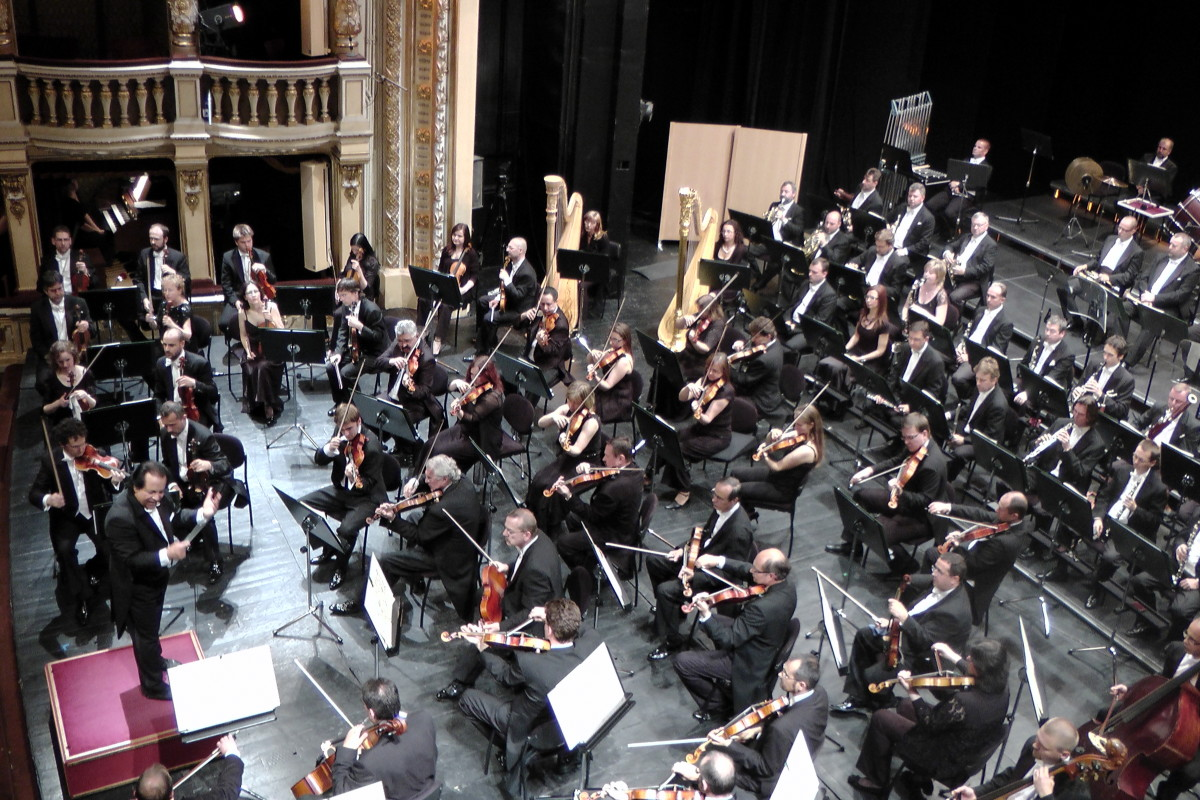 The Slovak Philharmonic Orchestra