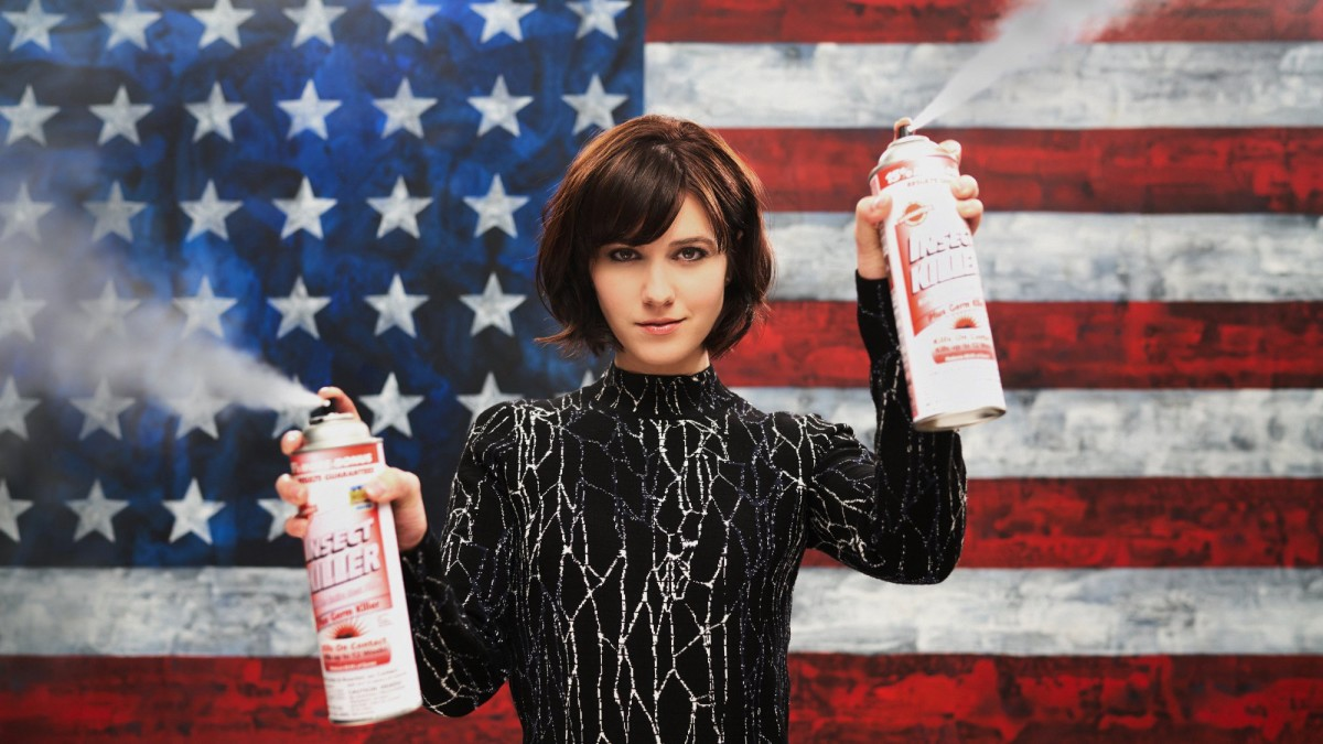 One of the best single season shows to air. #BrainDead #MaryElizabethWinstead