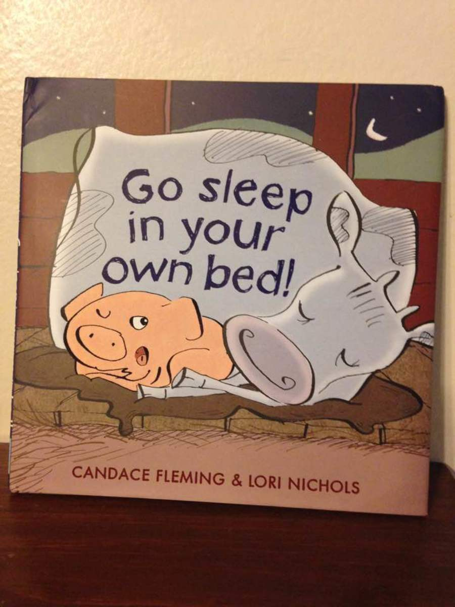 Teaching Children to Stay in Their Own Beds With the Book