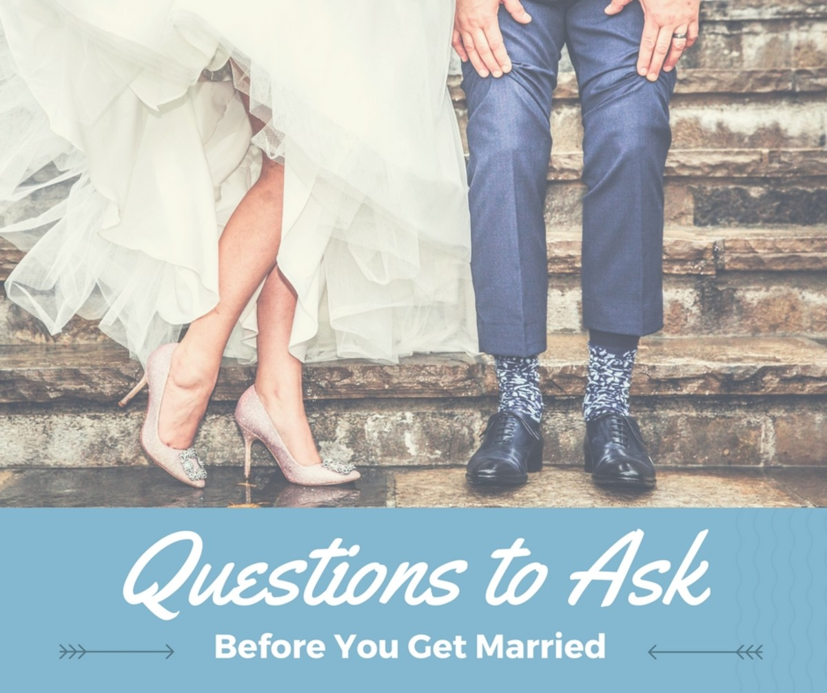 Questions to Ask Before You Get Married