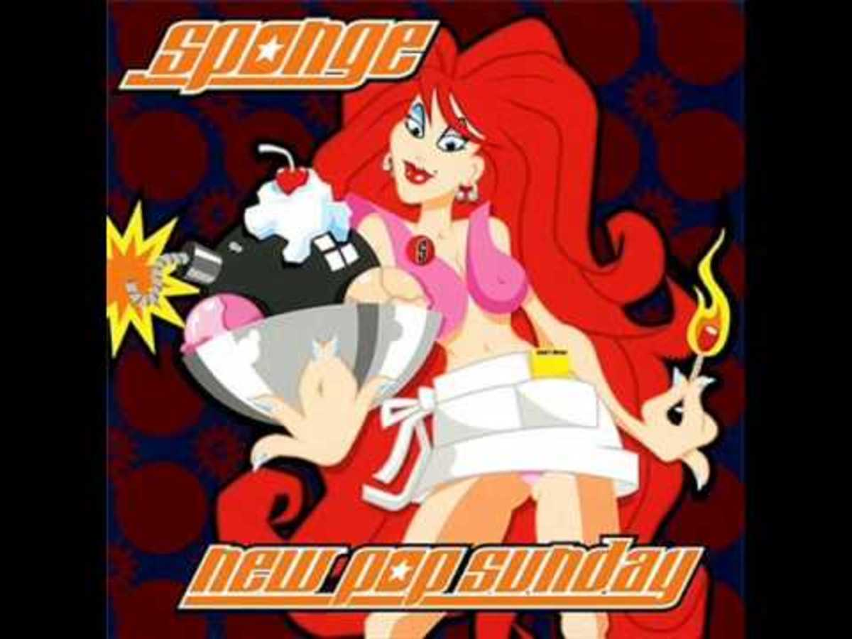"Sponge ""New Pop Sunday"" (1999) Album Review"