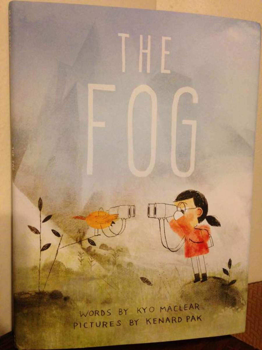 "Introduce Environmental Topics to Children Using the Picture Book ""Fog"""
