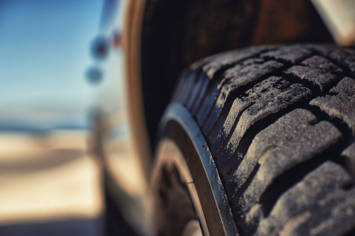 Taking care of your tires not only keeps them on the road longer, it makes driving safer.
