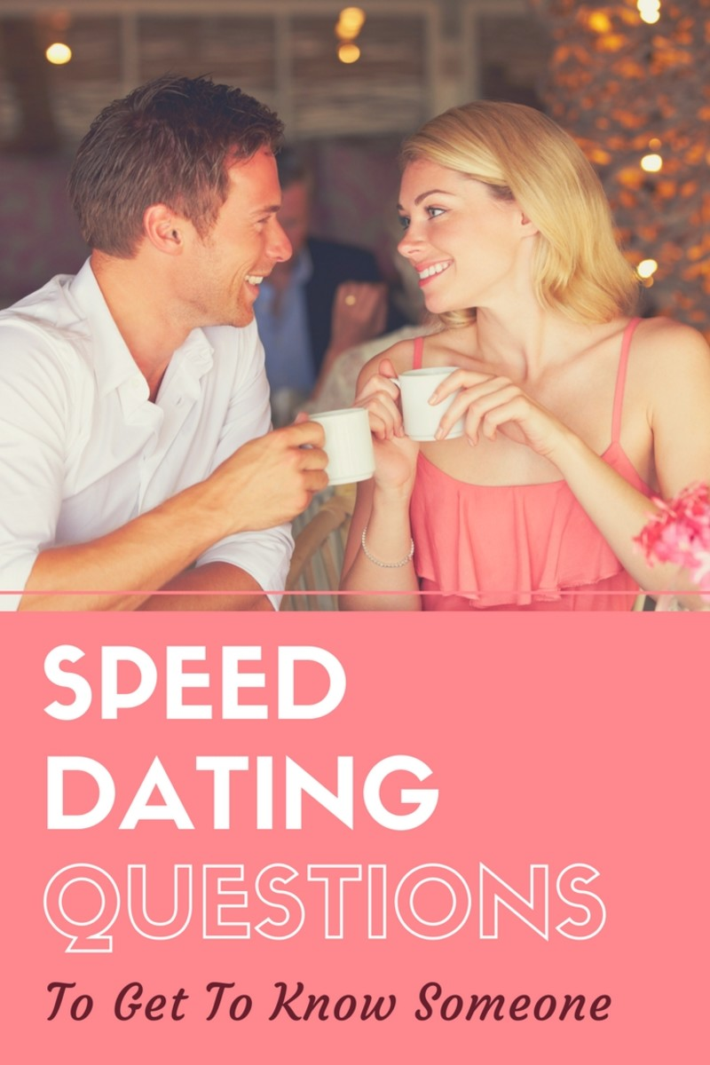 Author speed dating
