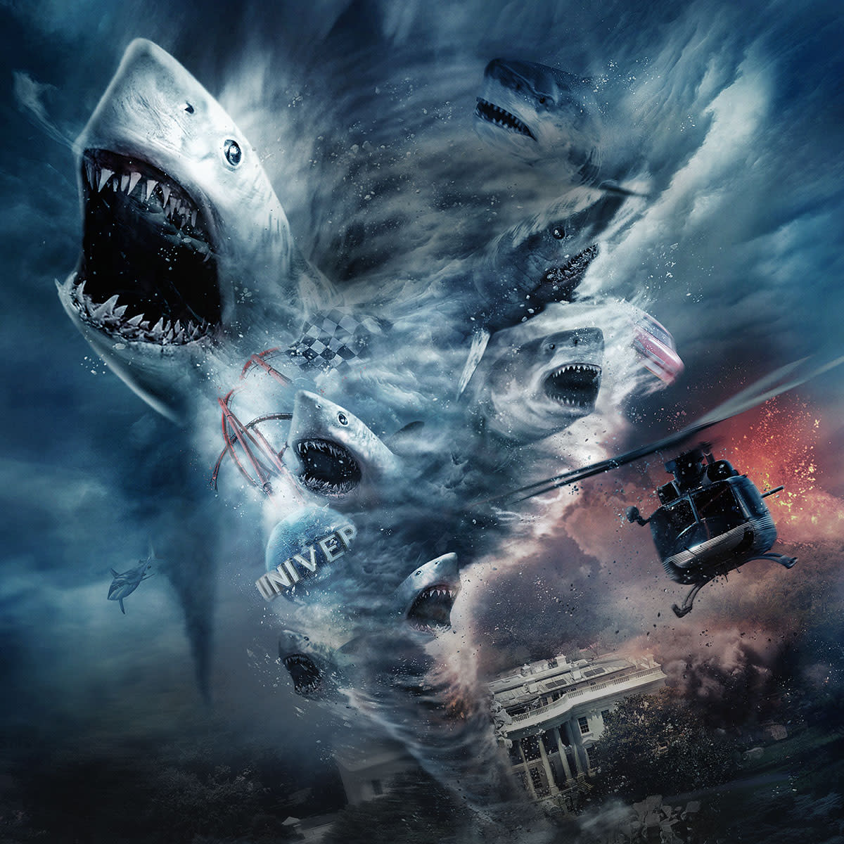 Top 6 insane shark horror movies reelrundown for Passion fish movie