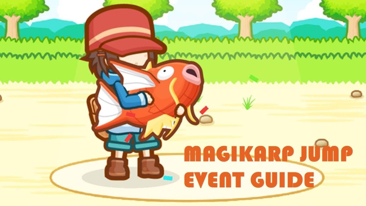 Magikarp Jump: Event Guide