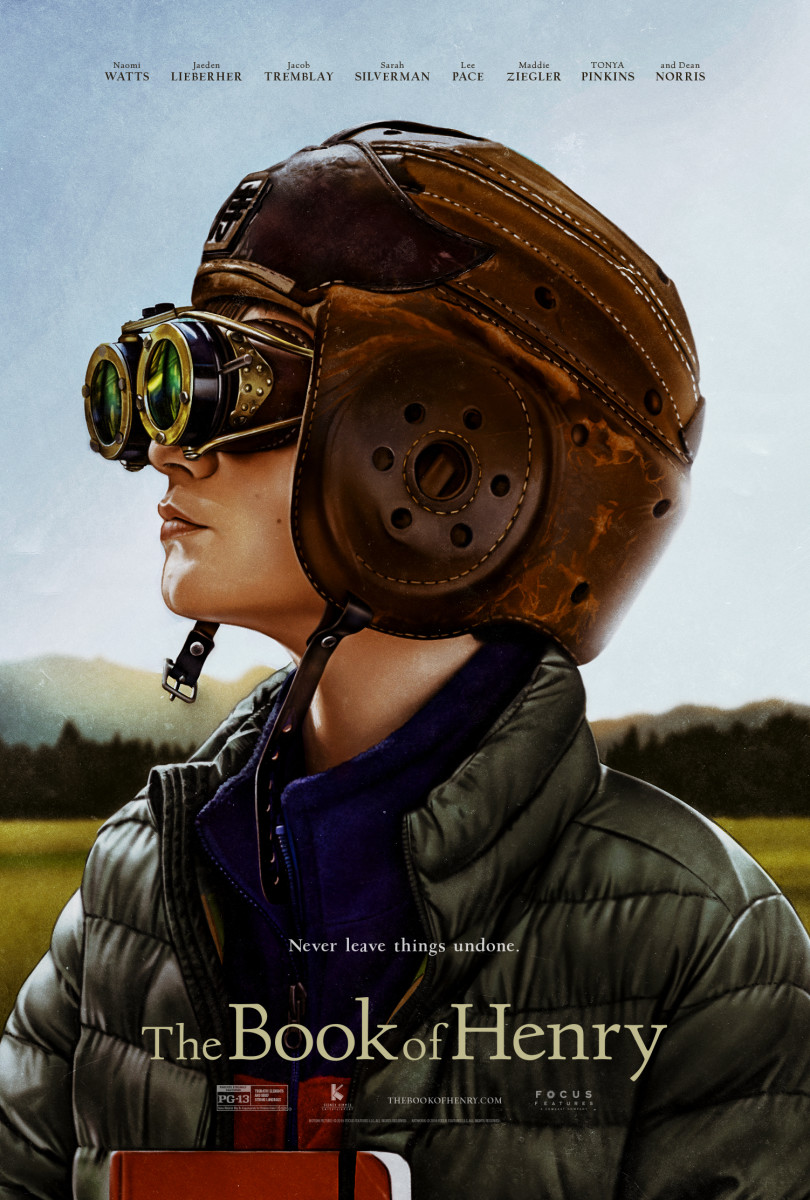 The Book of Henry (2017) Review
