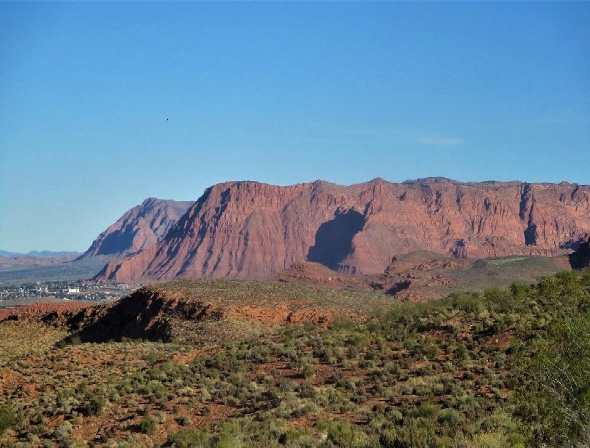 A Few Good Hiking Trails In St. George, Utah