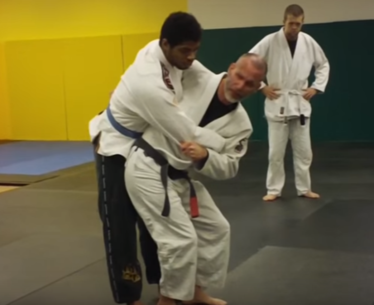3 Judo Throws for BJJ