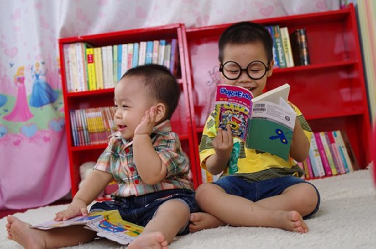 How to Stimulate an Interest in Reading Books for Enjoyment