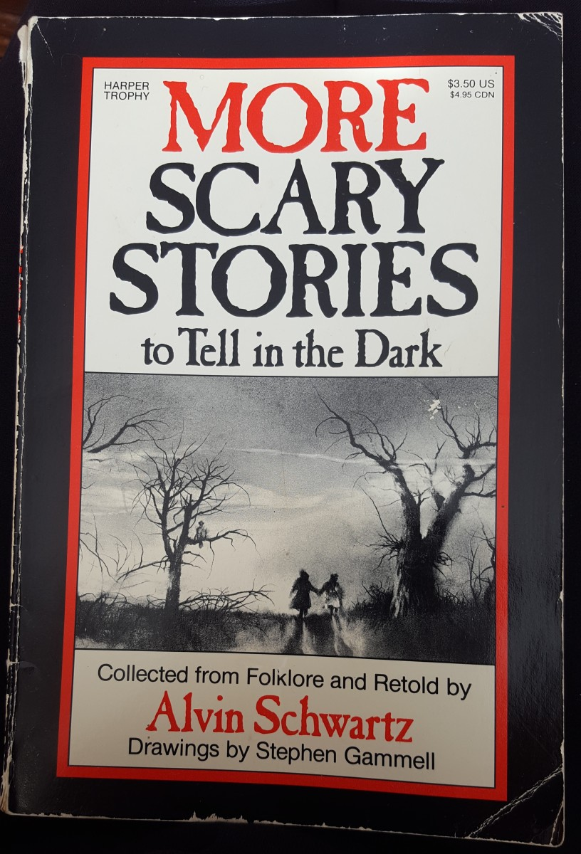 Scary stories alvin schwartz online