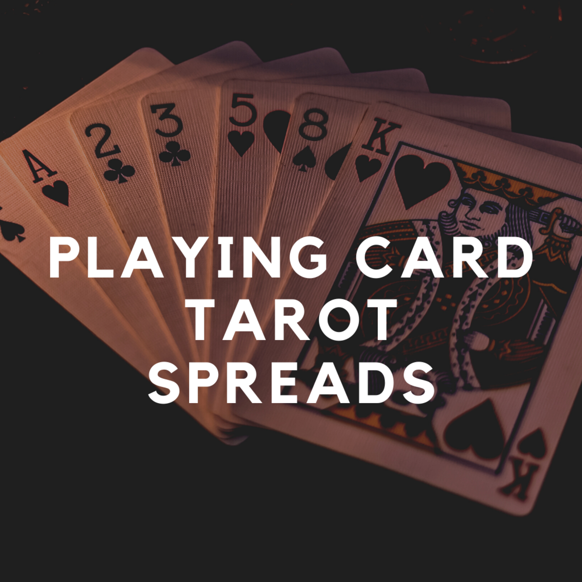 Easy Playing Card Tarot Spreads With Example Readings