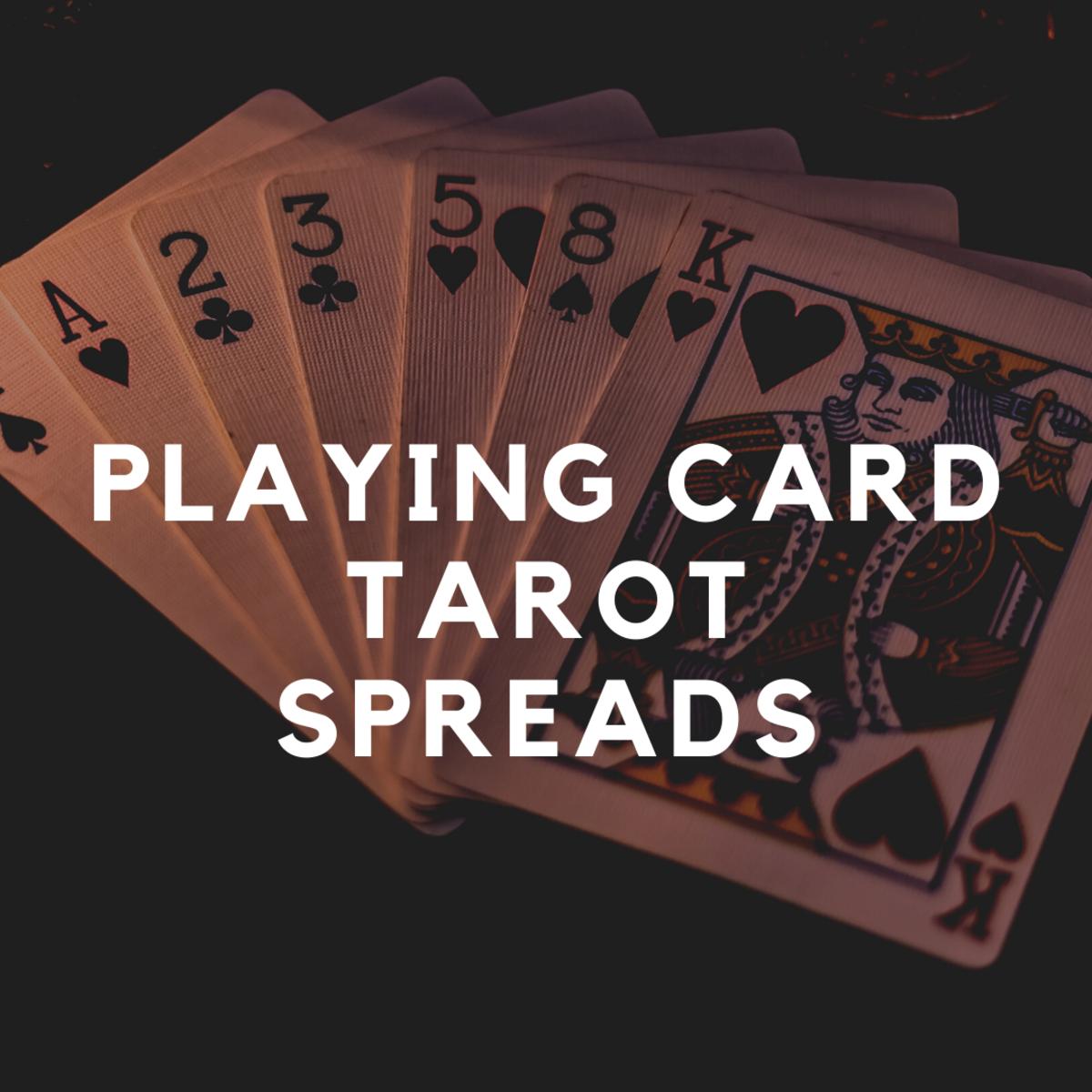 Playing Card Tarot Spreads