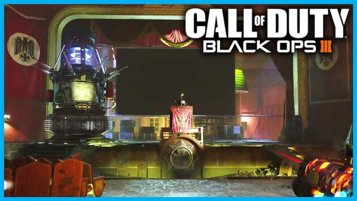 How to Solve the Easter Egg in Black Ops 3  Kino Der Toten Zombies & Upgrade Weapons