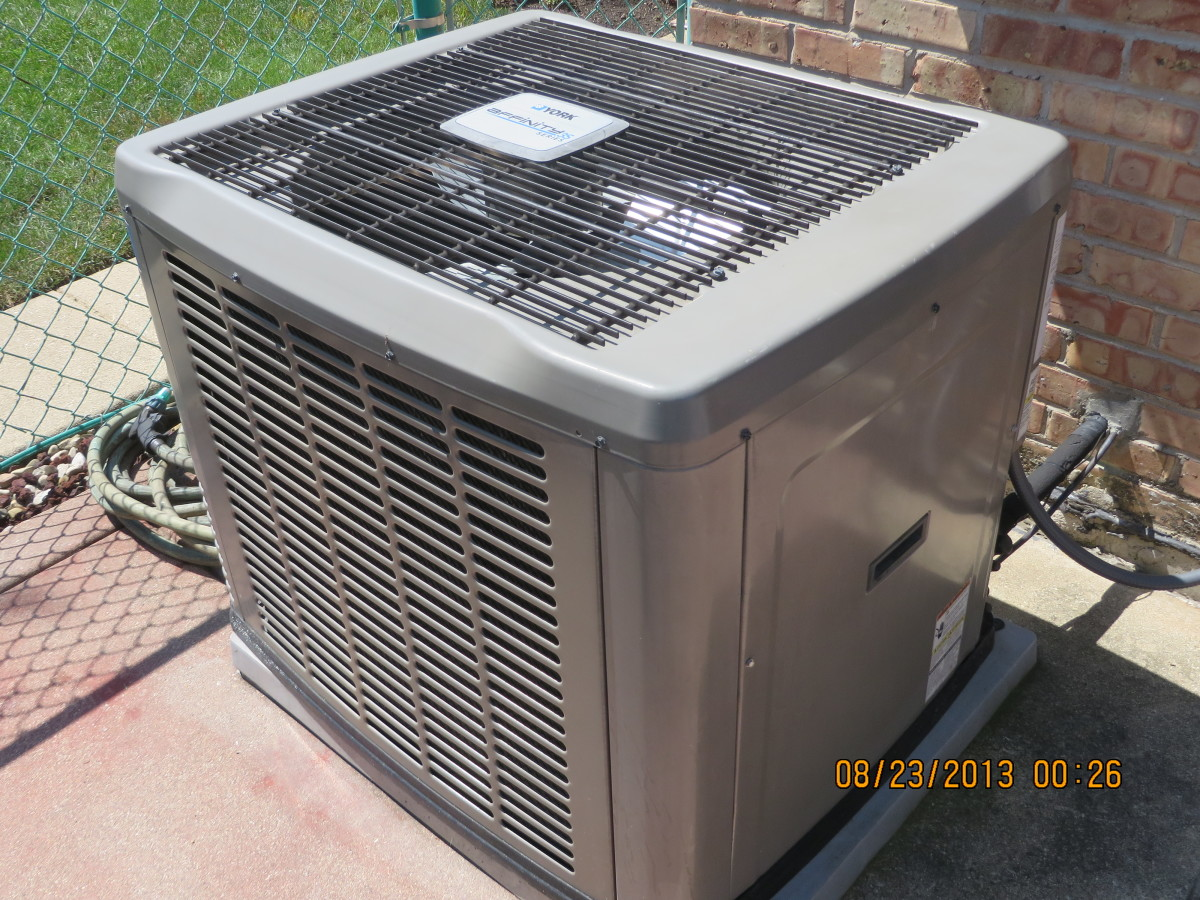 Central air conditioning units keep down excess humidity and are a reliable way to control temperature. They also trap allergens in the filter, and enable you to keep your home cool without opening your windows and exposing you to allergens.