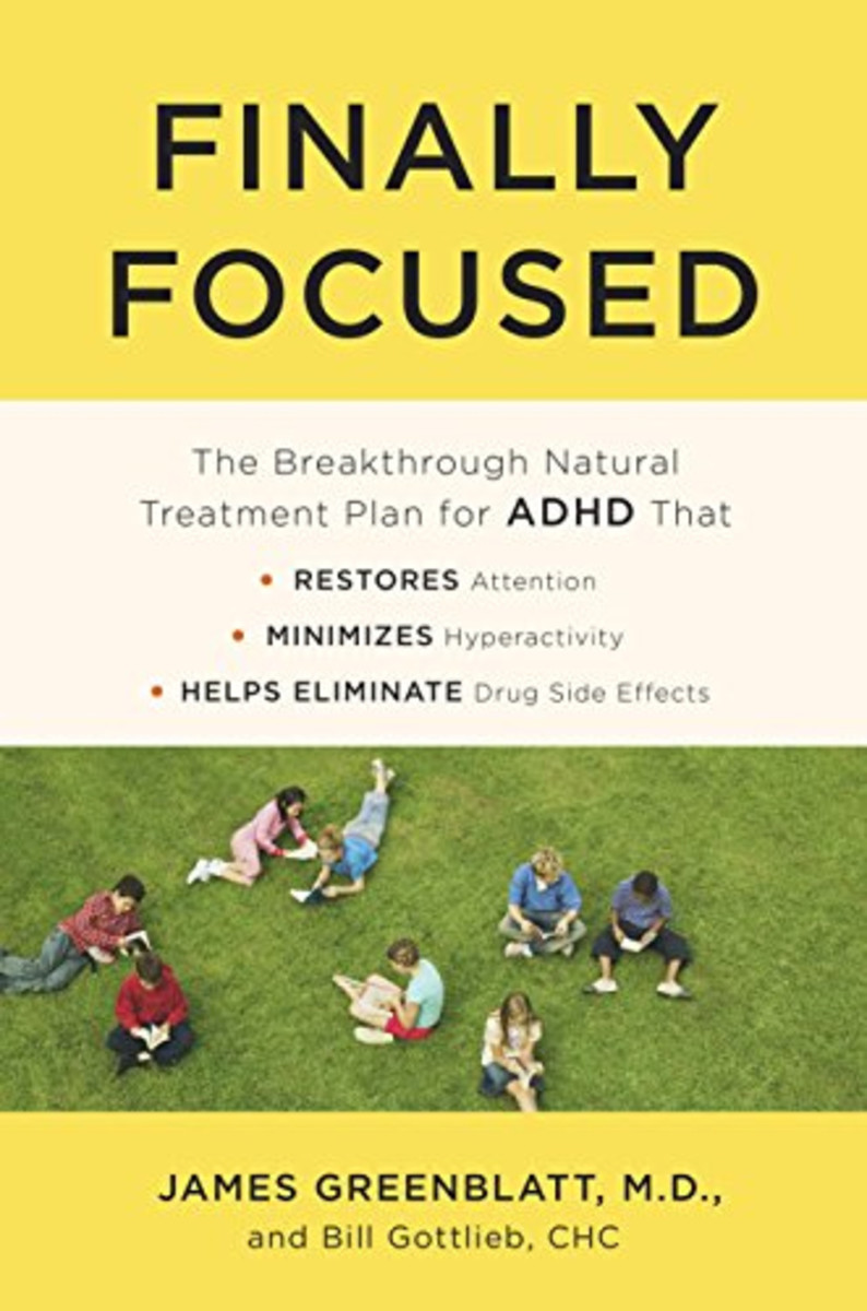 Finally Focused: The Breakthrough Natural Treatment Plan for ADHD (Review)