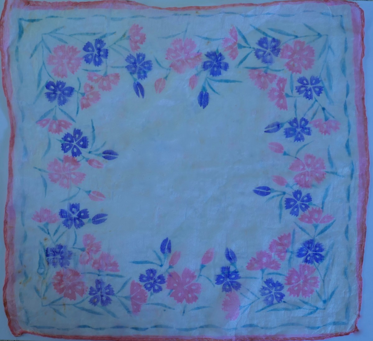 My Silk Handkerchief