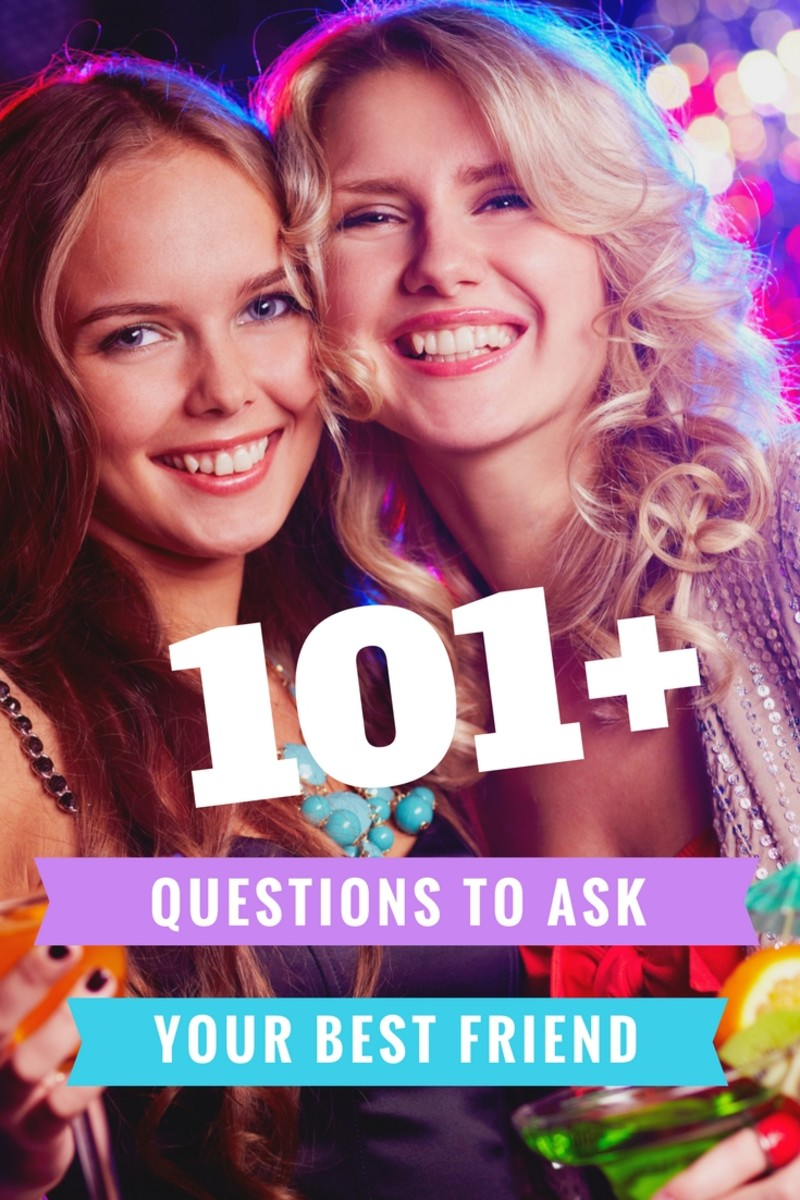 100+ Best Friend Tag Questions